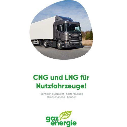 CNG und LNG für Nutzfahrzeuge!