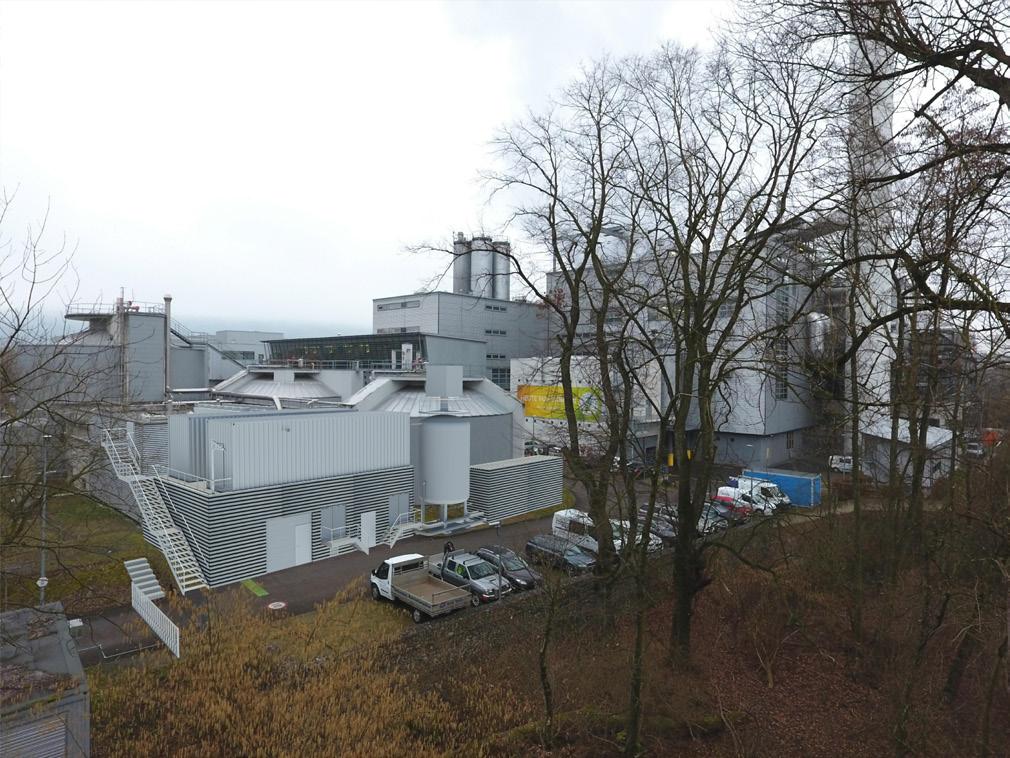 Erneuerbares Gas aus Abfall und Abwasser