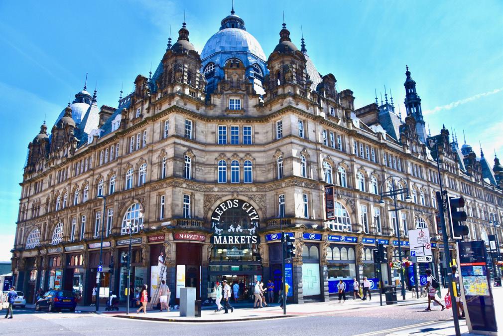 Leeds projette une conversion totale à l'hydrogène