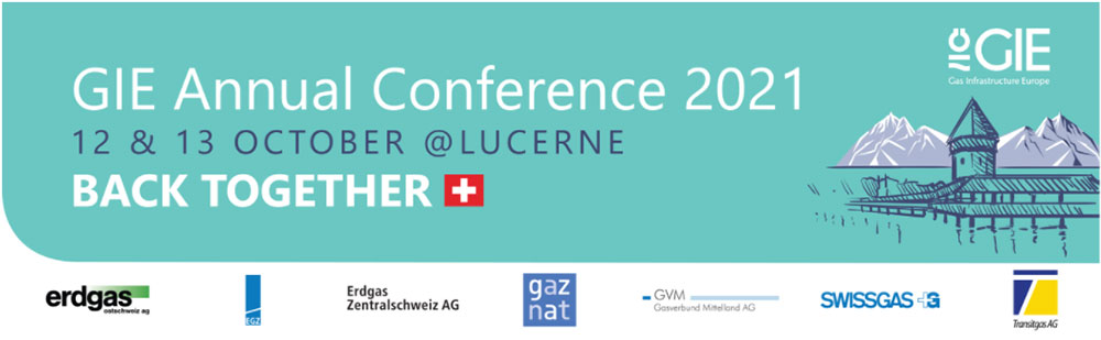 GIE Annual Conference 2021 @Lucerne, Switzerland
