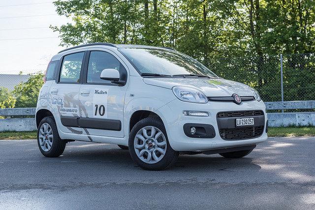 Fiat Panda Erdgas/Biogas
