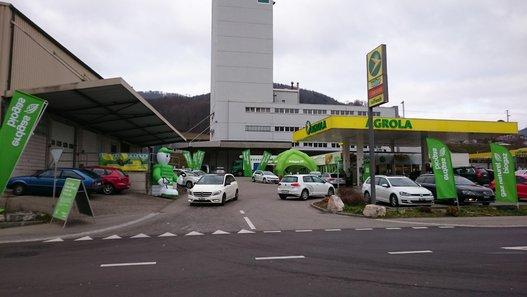 Tankstelle Gelterkinden