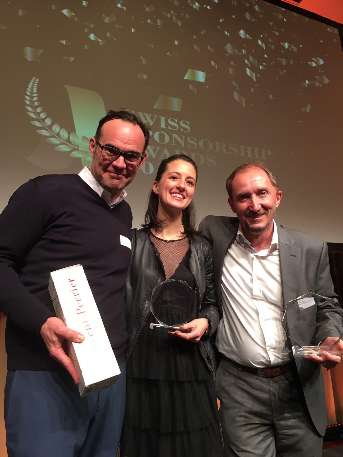 Andreas Mehr, Ilaria Esposito, Markus Solinger