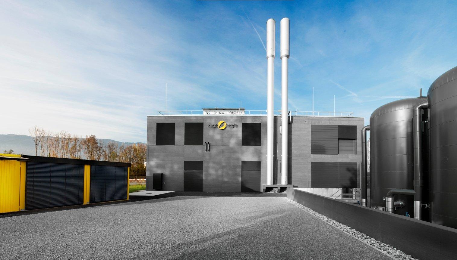 Hybridwerk regio energie solothurn