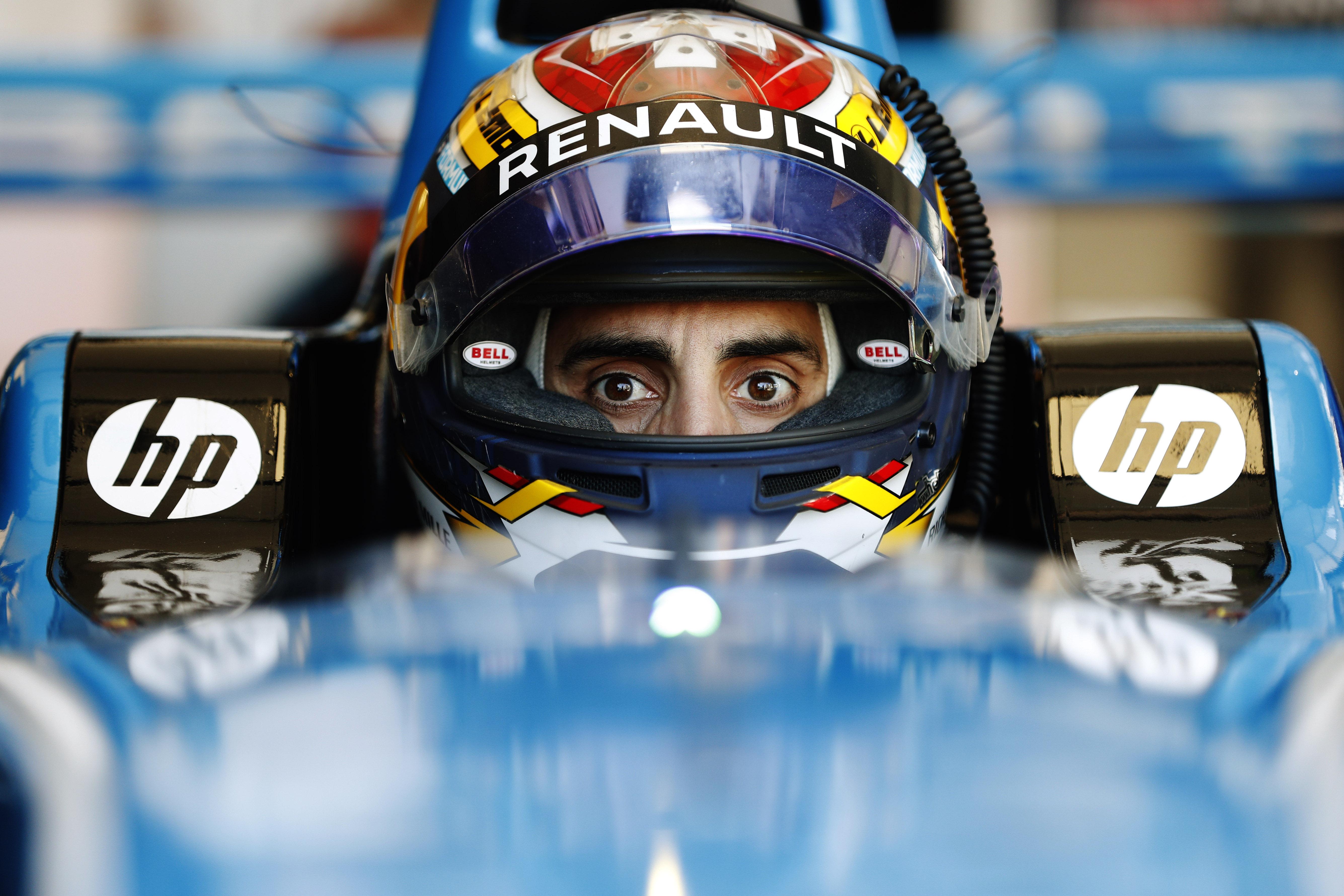 Einmaliges Spektakel: Formel-E-Rennen in Zürich