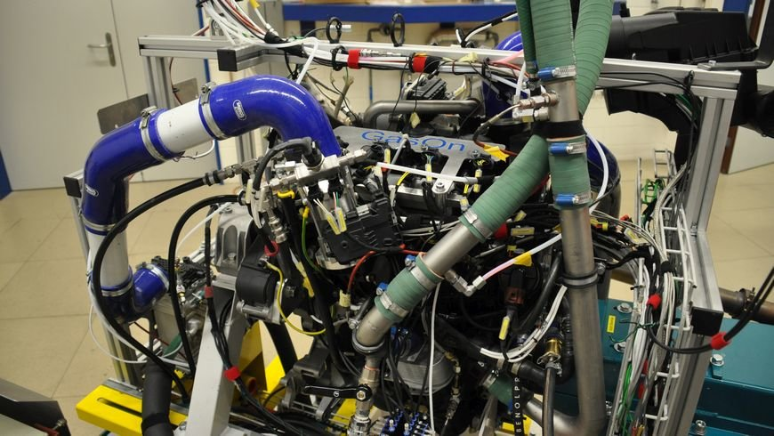 Wirkungsgrad Gasmotoren