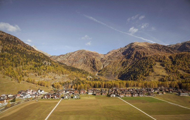 Un projet de réservoir à gaz sous les Alpes