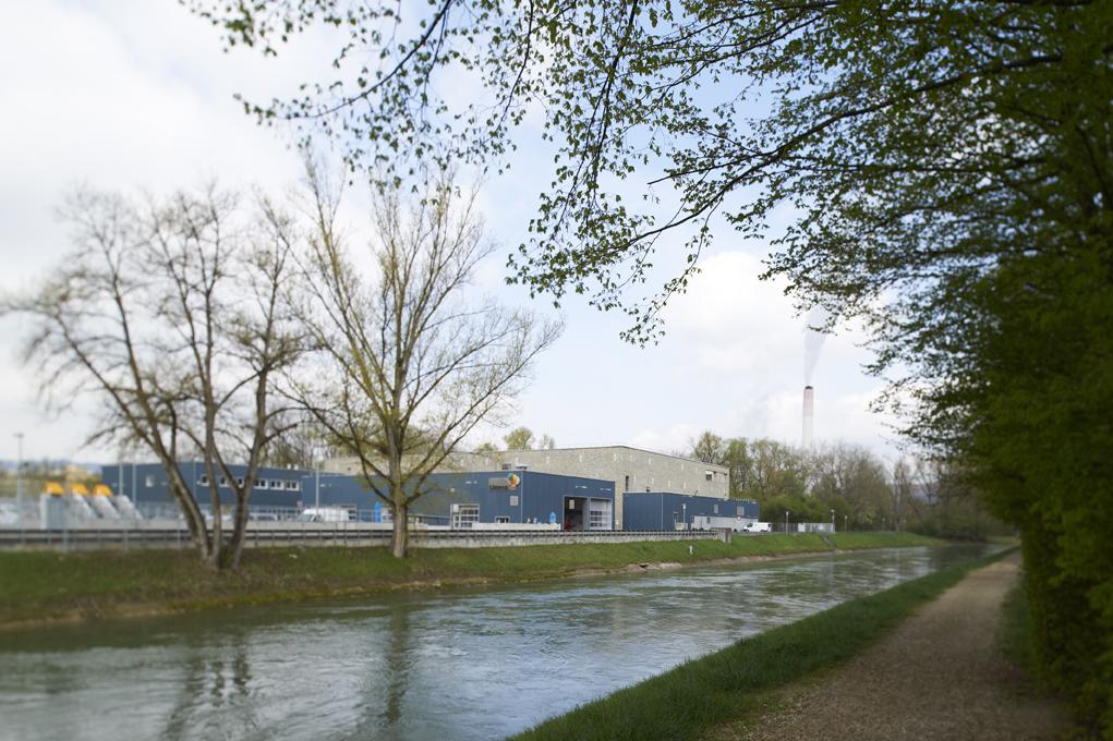 Spatenstich für die erste industrielle Power-to-Gas-Anlage der Schweiz
