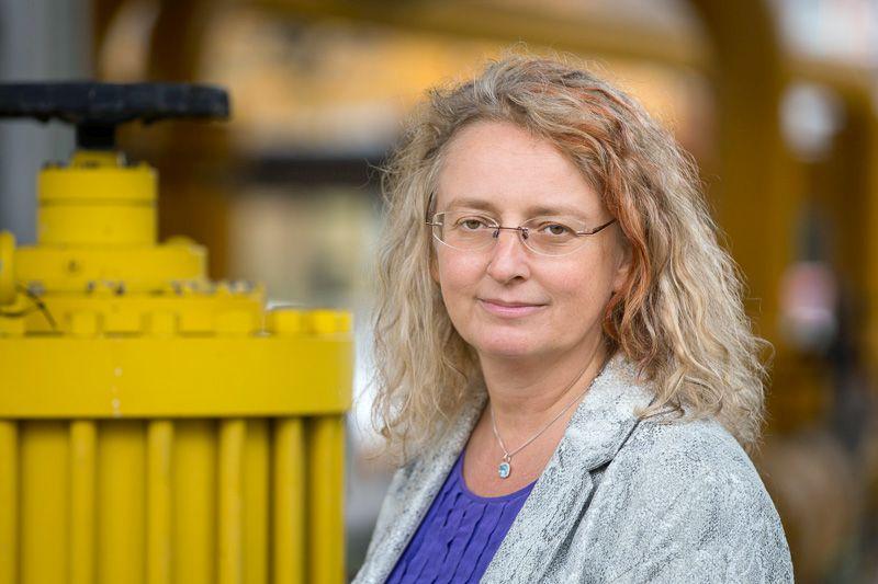 Daniela Decurtins, Direktorin des Verbands der Schweizerischen Gasindustrie VSG)