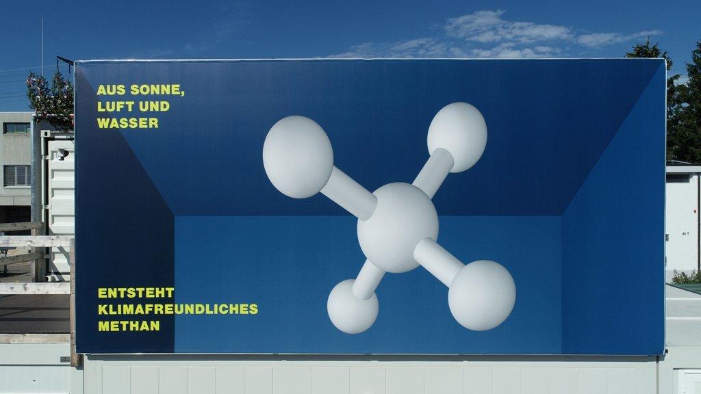 Power-to-Gas hilft, CO2 zu senken