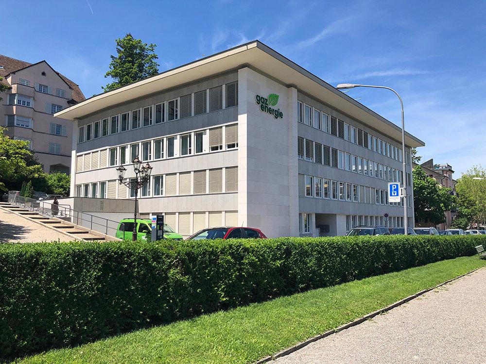 Association Suisse de l'Industrie Gazière ASIG