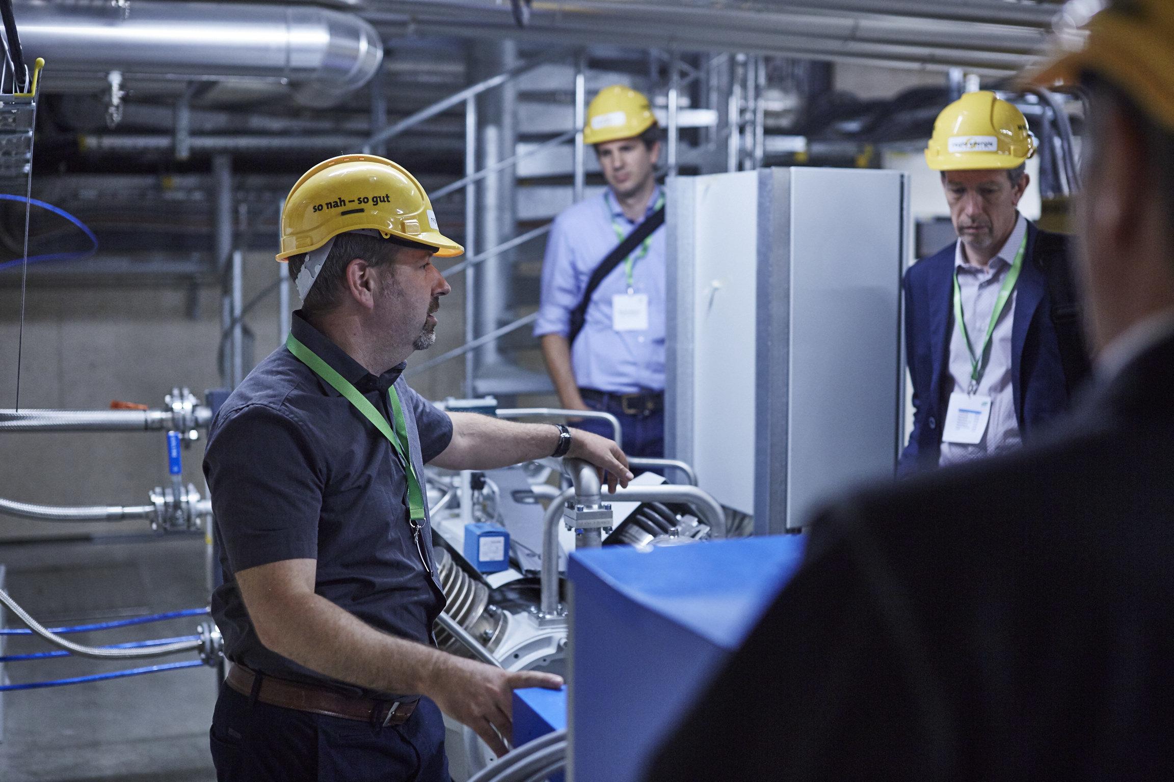 Wissen: Energiezukunft - Gasindustrie fördert neue Technologien