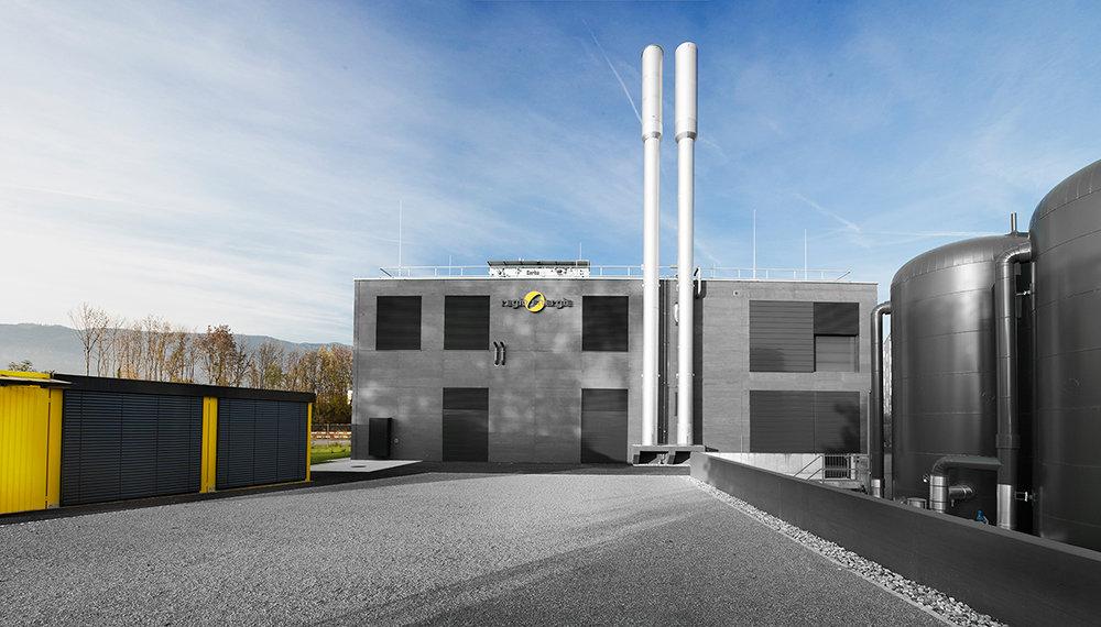 Savoir: Power-to-Gas - Centrale hybride de Regio Energie Solothurn