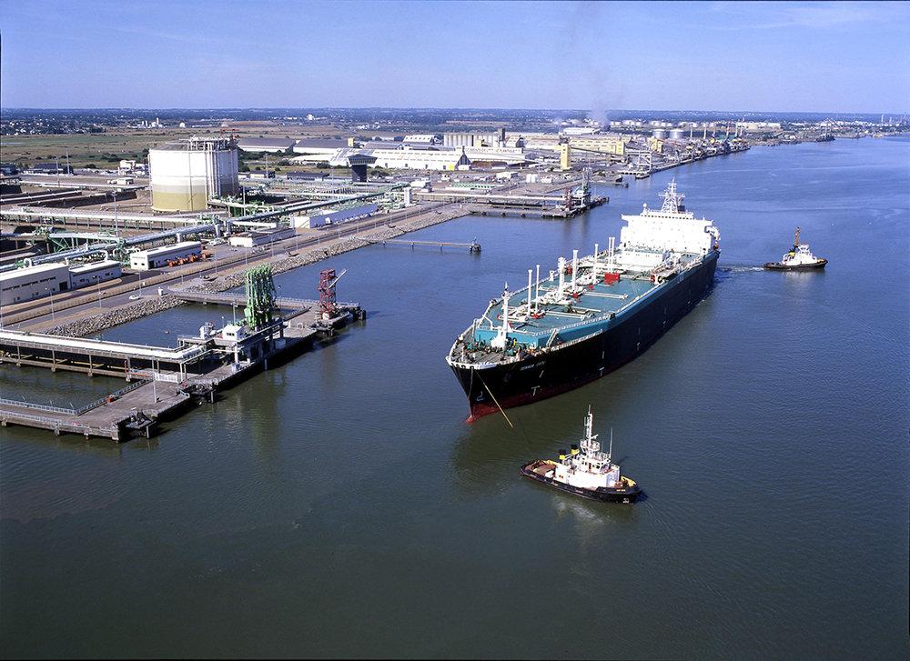 Sapere: Approvvigionamento - Gas naturale liquefatto